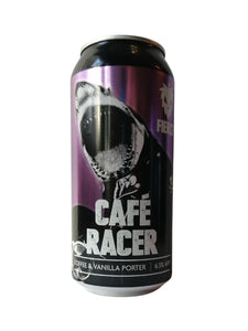 Fierce - Cafe Racer - Porter - 6.5% (3.84 UT)