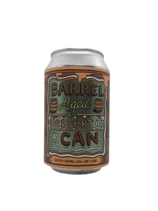 Amundsen - Barrel Aged Dessert In A Can - Salted Caramel Choc Chip Cookie - Imperial Stout - 11.5% (4.42 UT)