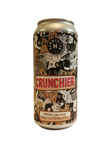 Hammerton - Crunchier 2020 - Imperial Stout - 9.1% (Brand New)