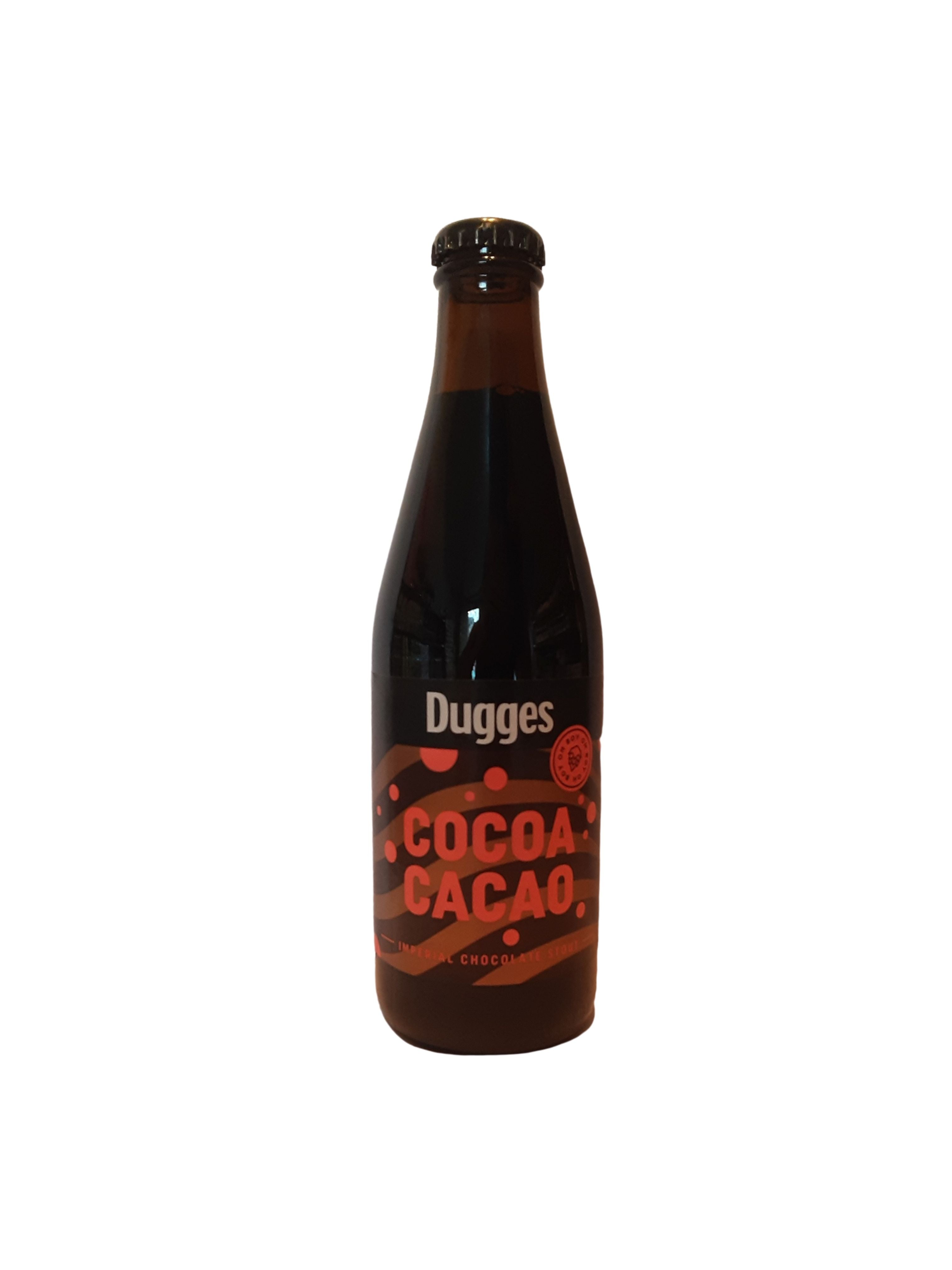 Dugges - Cocoa Cacao - Imperial Stout - 11.5% (4.12 UT)