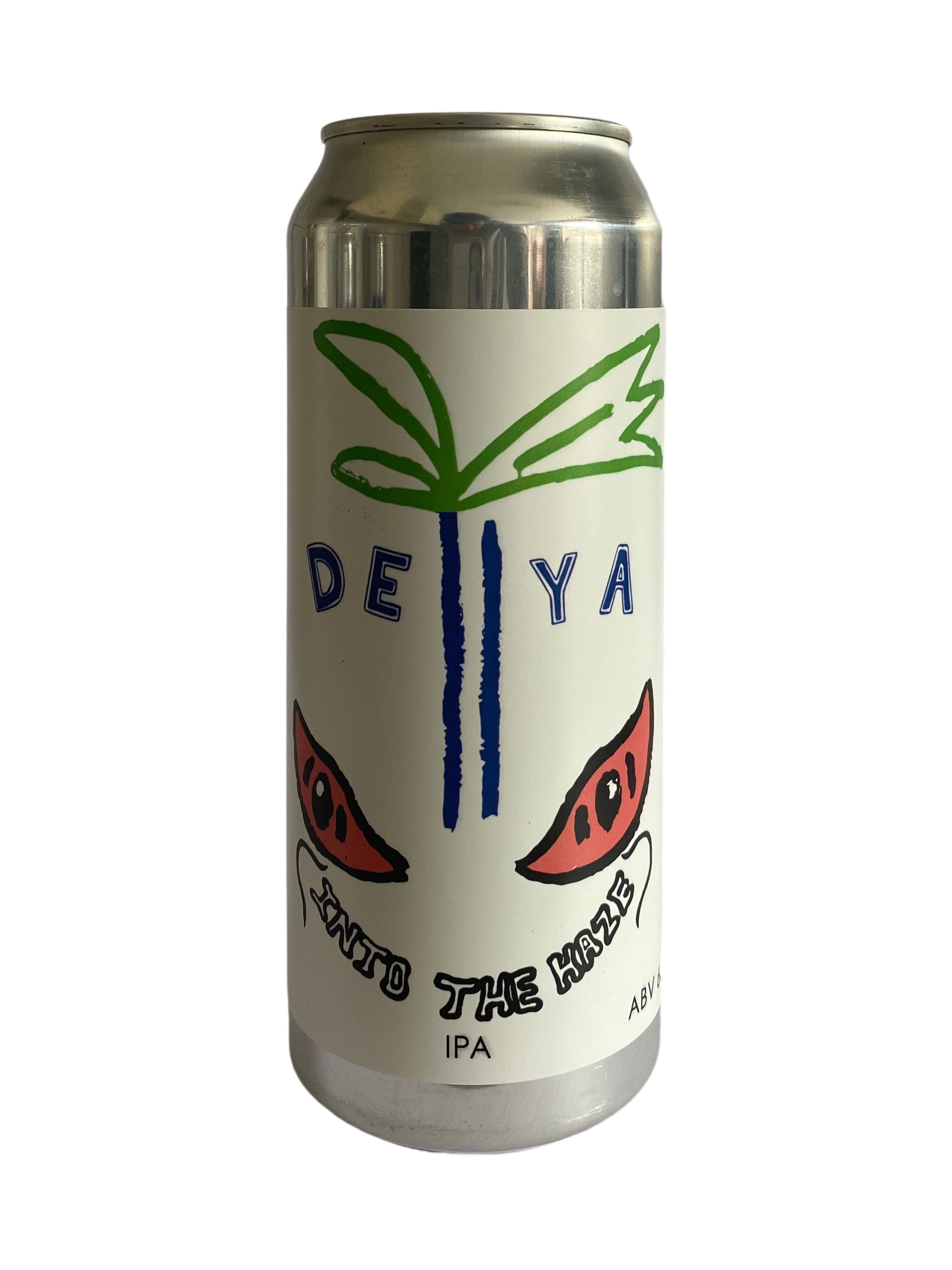 Deya - Into The Haze - NEIPA - 6.2%  (4.10 UT)