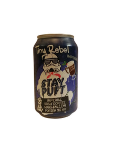 Tiny Rebel - Stay Puft Imperial Irish Coffee Marshmallow Porter - Imperial Porter - 9% (3.85 UT)