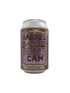 Amundsen - Barrel Aged Dessert In A Can - Rocky Road Ice Cream - Imperial Stout - 11.5% (4.24 UT)