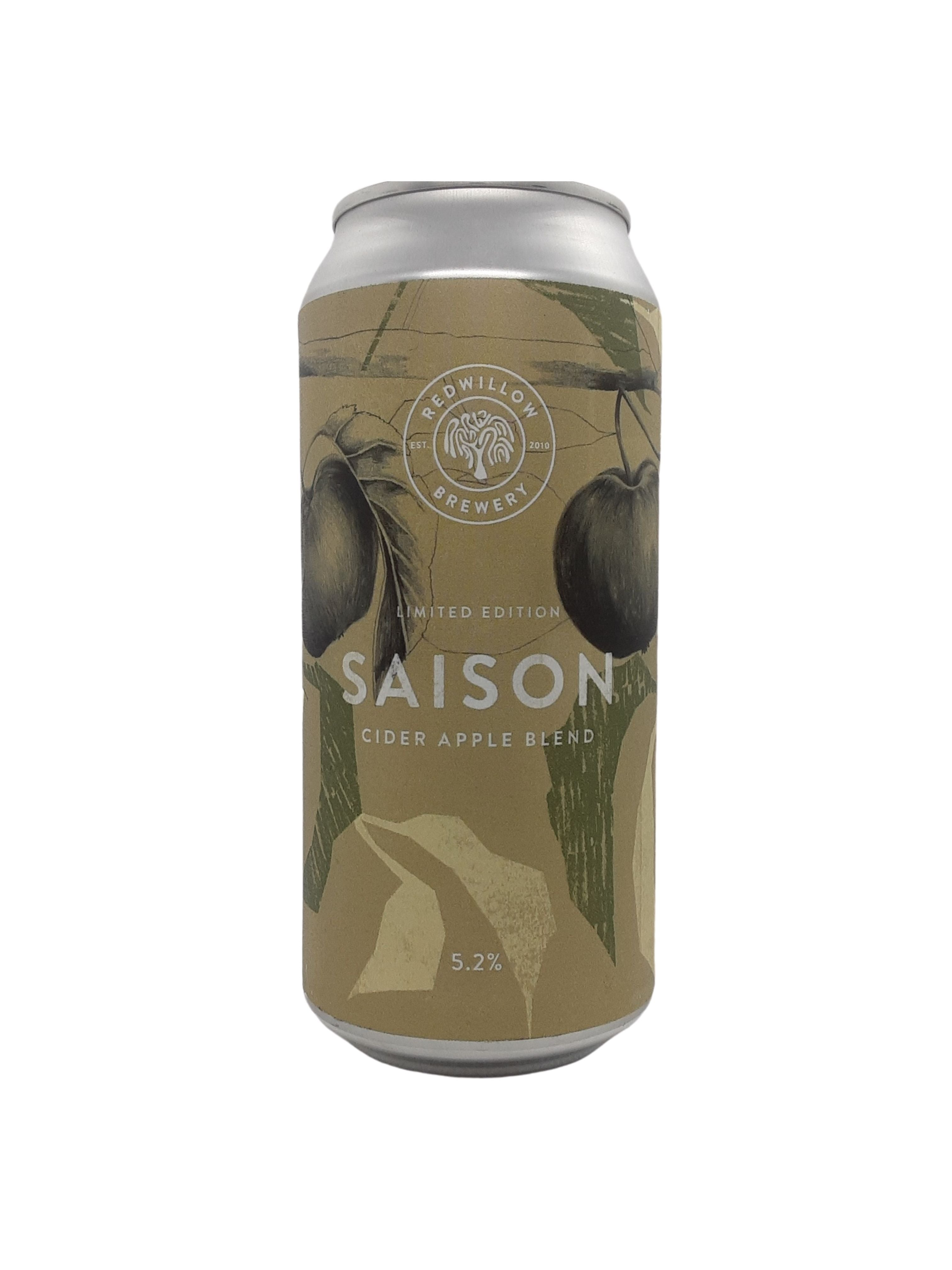Redwillow - Saison Cider Apple Blend - Saison - 5.2% (Brand New)