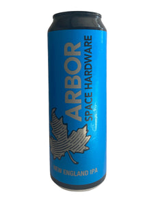 Arbor - Space Hardware - NEIPA - 5% (3.94 UT)