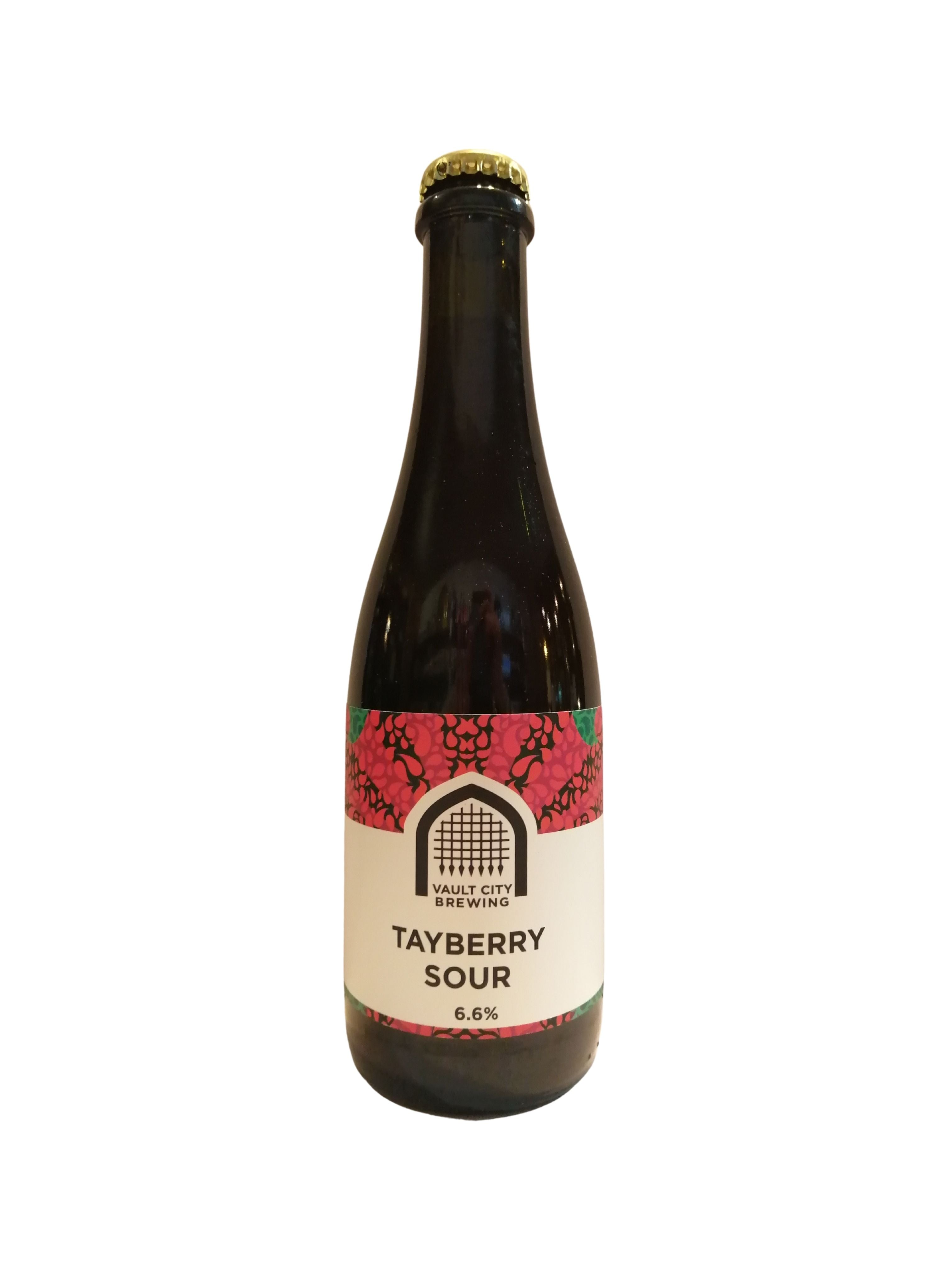 Vault City - Tayberry Sour - Sour - 6.6% (Brand New)