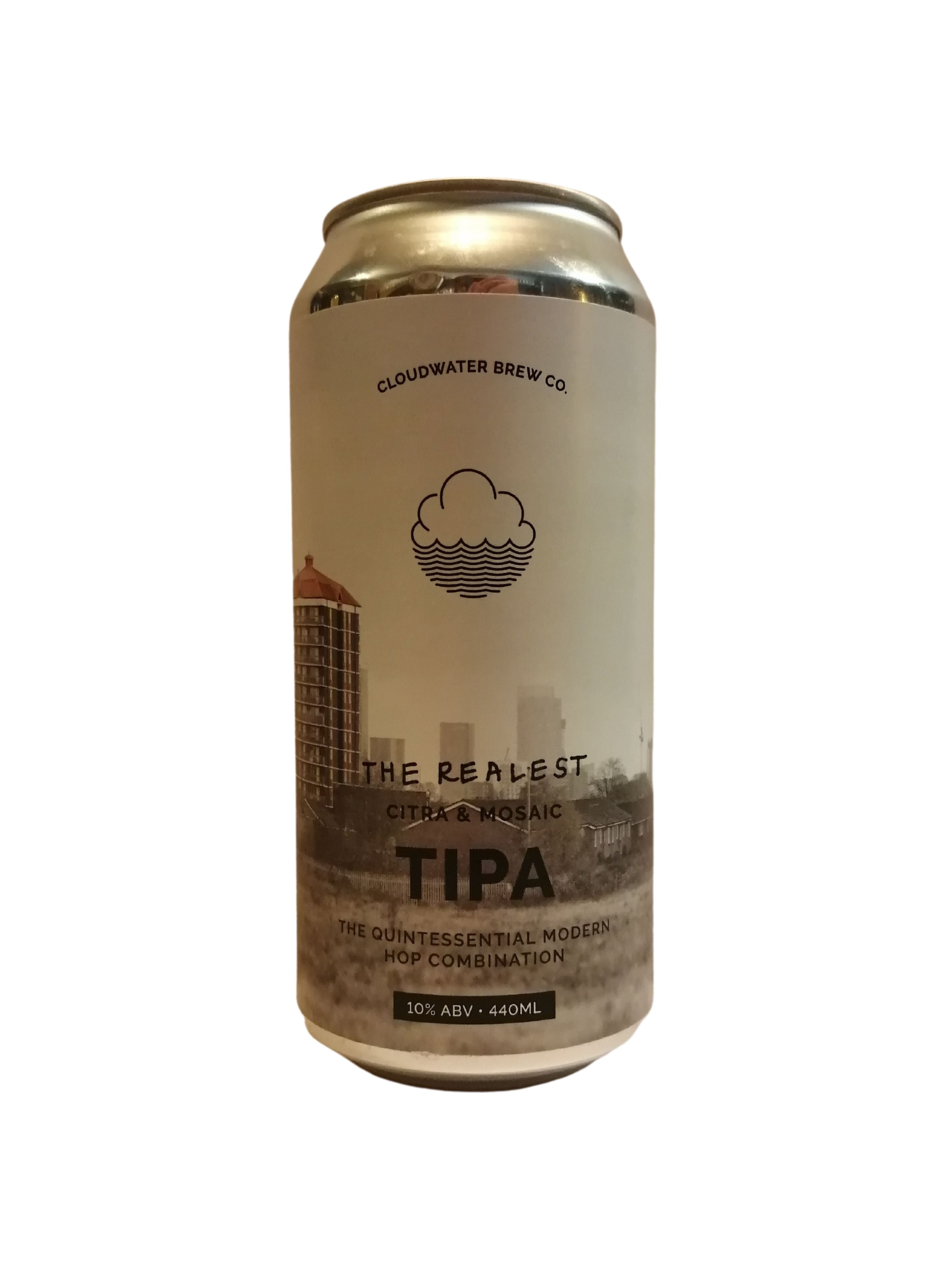 Cloudwater - The Realest - TIPA - 10% (Brand New)