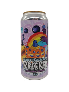 Staggeringly Good - Burst Blueberry Wrecker (Pancake & Maple Syrup) - Fruit - 8.5% (Brand New)