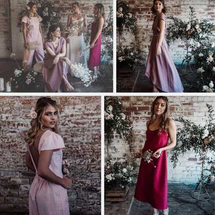 Luna Bride Launches A New Bridesmaids Collection!