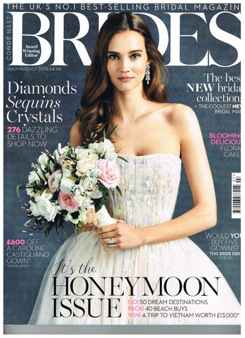 Brides magazine - Luna Bride Feature