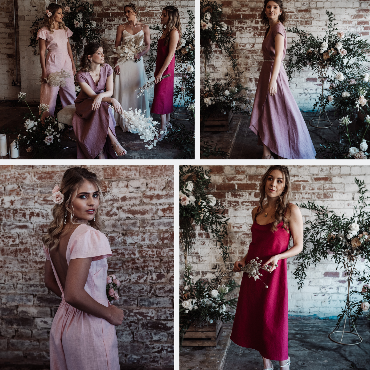 New Luna Bridesmaids Collection - Harrogate UK