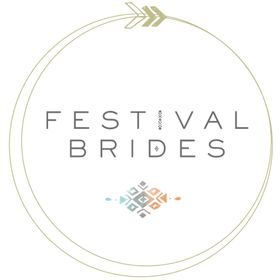 Luna bride featured on Festival Brides