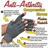 Medipaq Anti Arthritis Gloves/Handschuhe – Providing Warmth and Compression | Hola Wellbeing