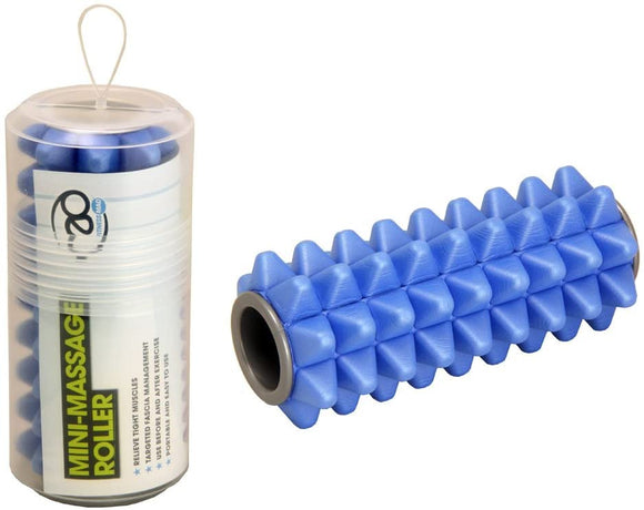 Fitness-Mad Mini-Massage Schaumstoffrolle / Foam Roller - Hola Wellbeing