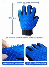 Load image into Gallery viewer, Pet Grooming Glove - Hair Removal Brush | Handschuhe für die Haustierpflege | Hola Wellbeing