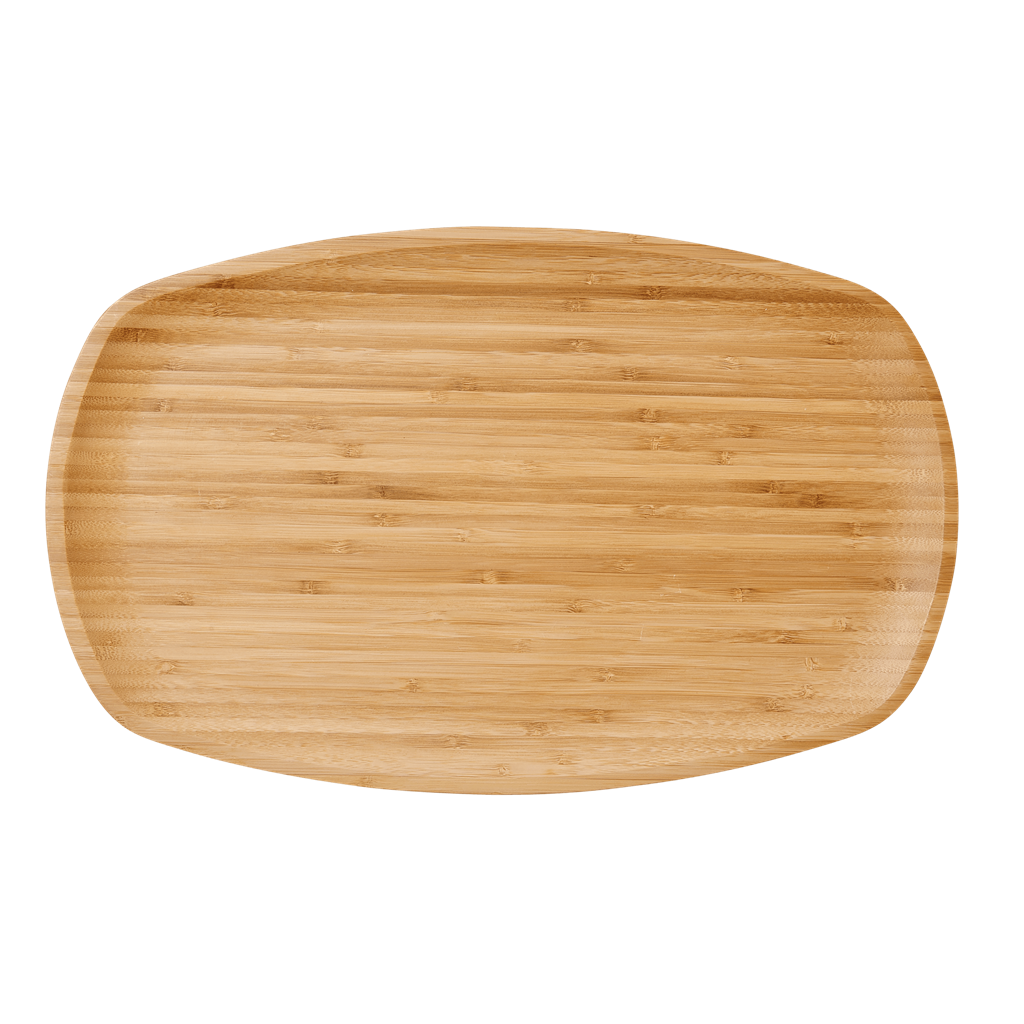 Bamboo Rectangular Serving Dish