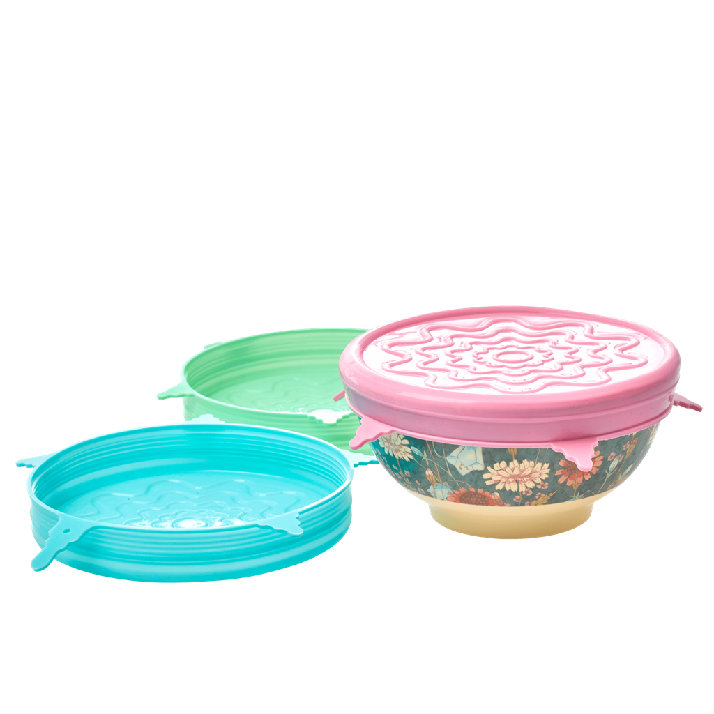 Silicone Lid for Medium Melamine Bowl
