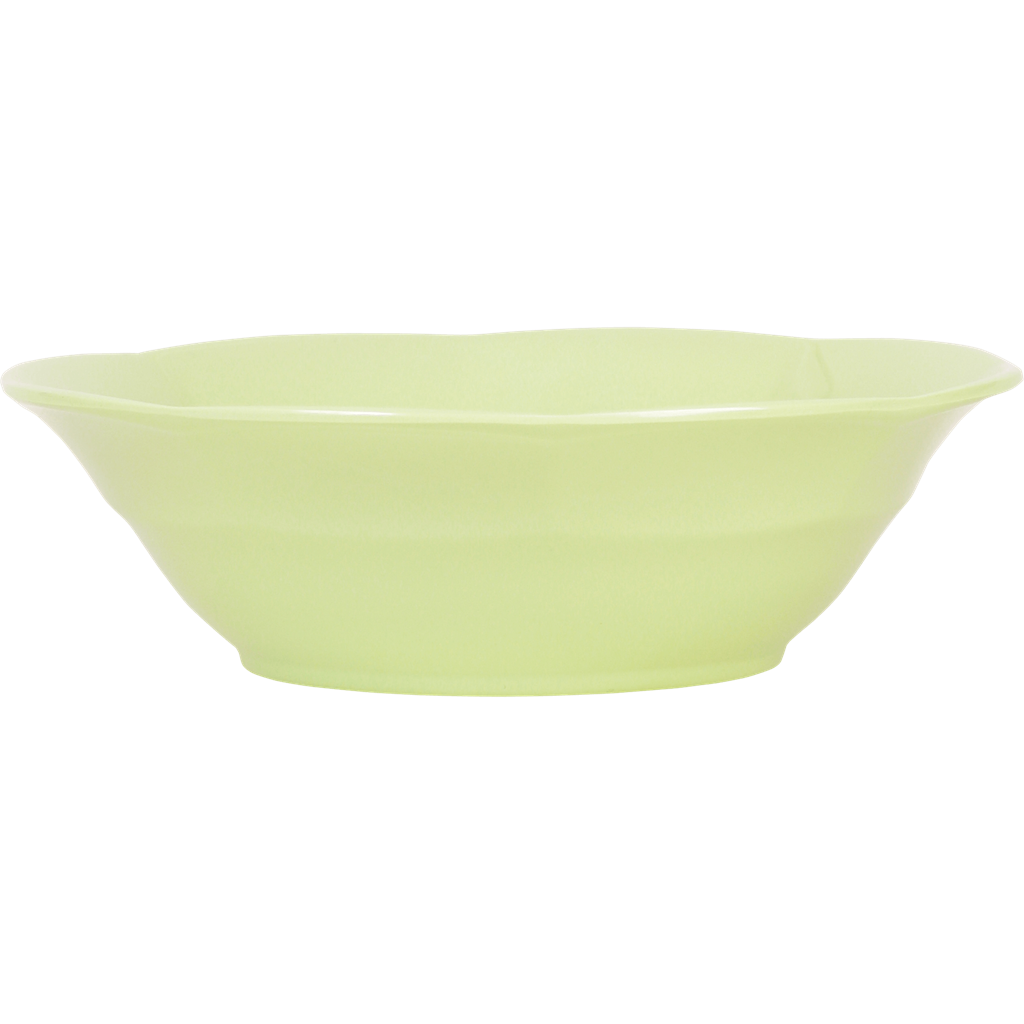Melamine Soup Bowl in Mint - Rice By Rice
