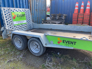 Trailer for moving forklift or digger 3.5t towing