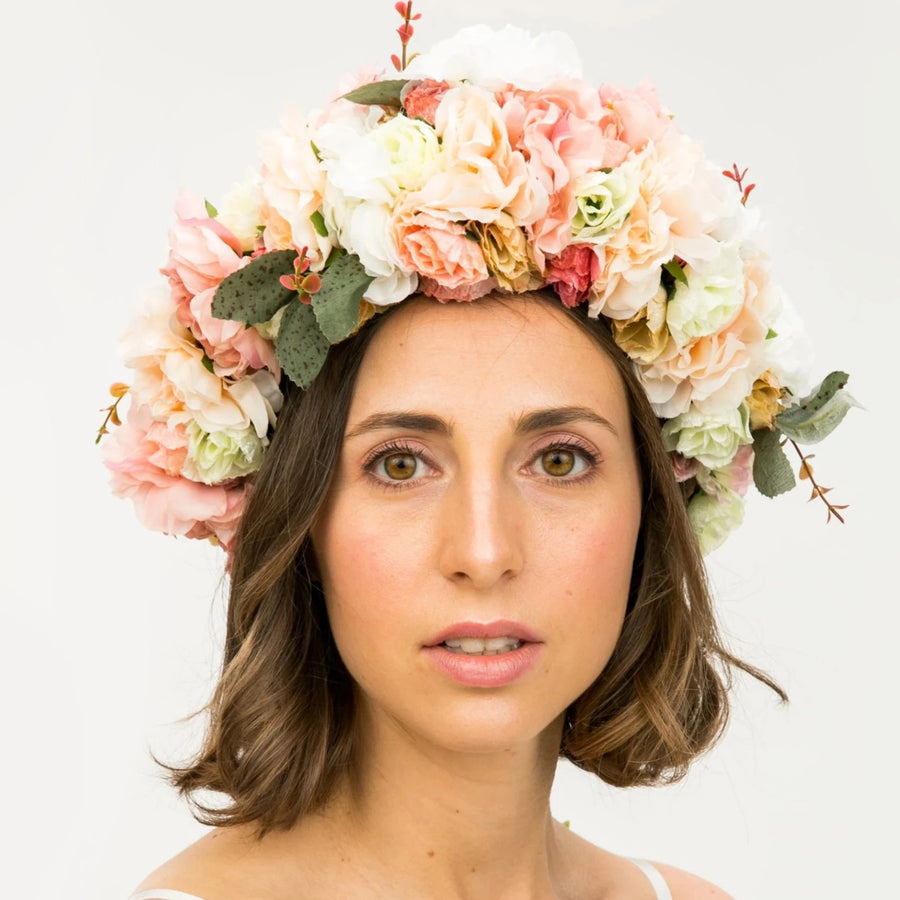 Spring Racing - Flower Crown Workshop