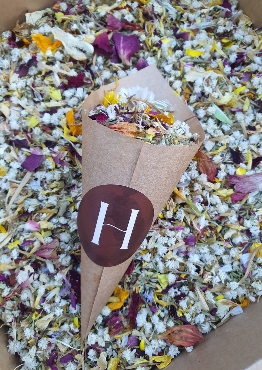 Mixed Flower Confetti