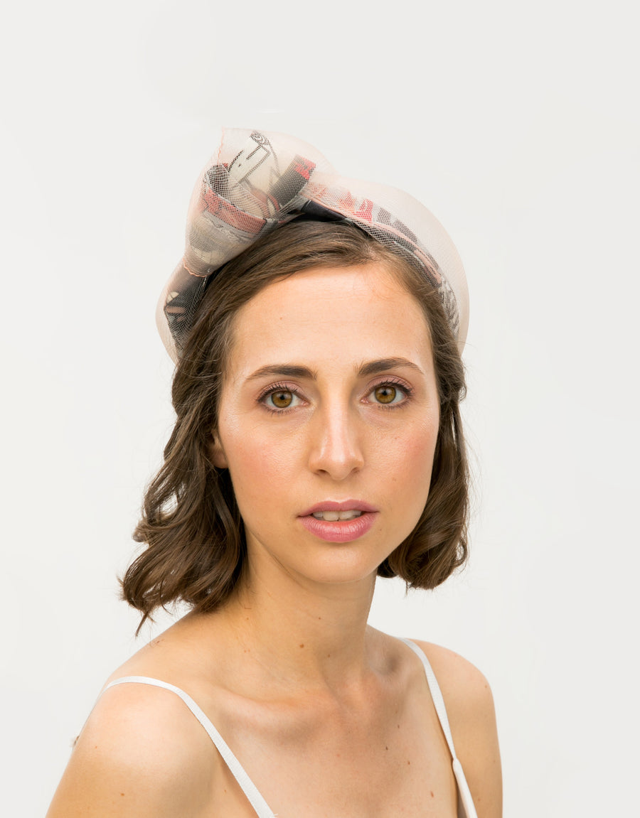 Arrondissement Fascinator