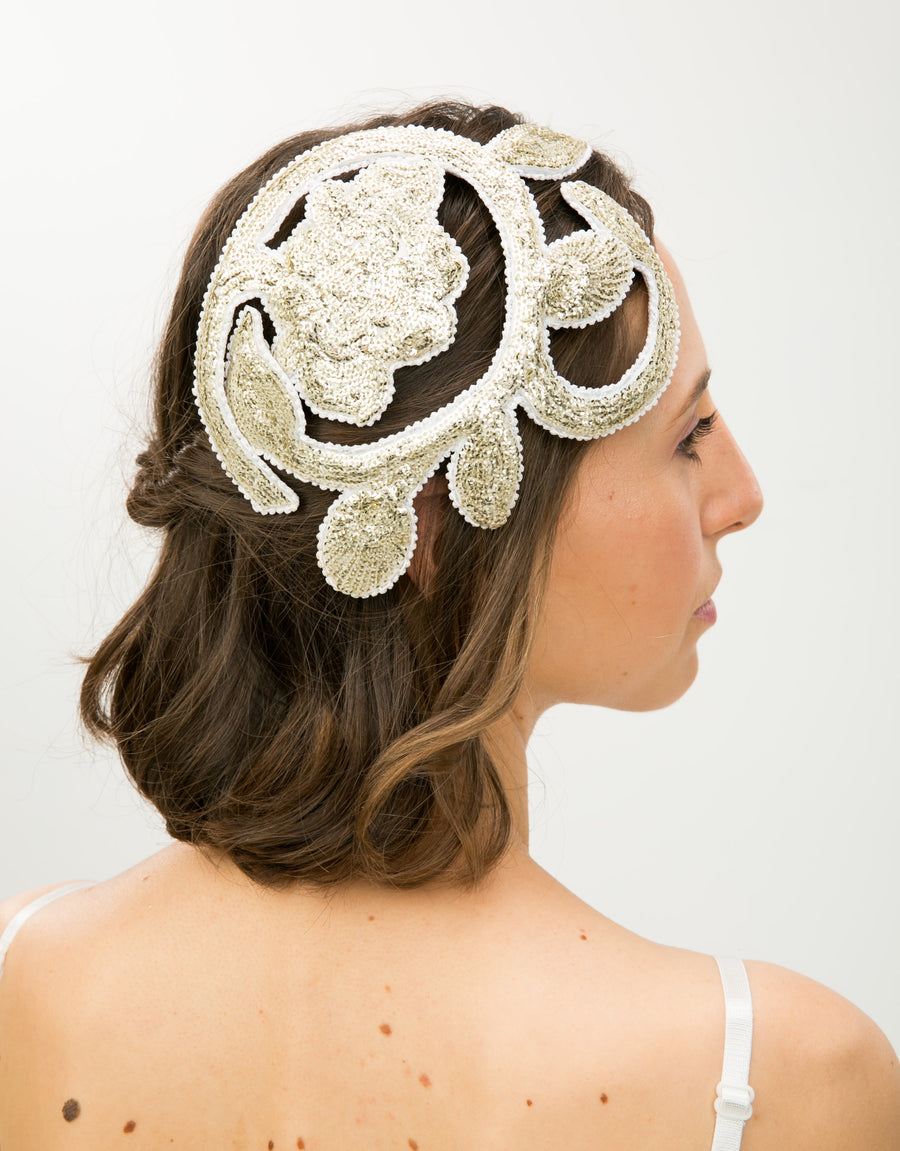 Boroque Garden Headpiece