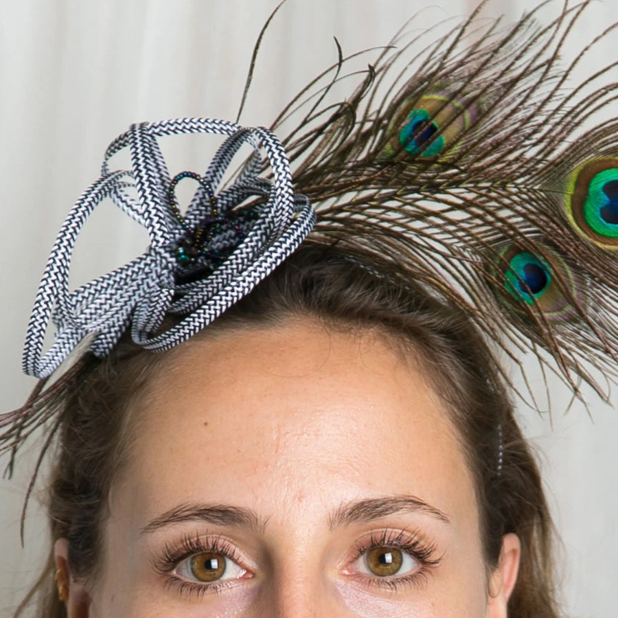 Beaded Fascinator Workshop