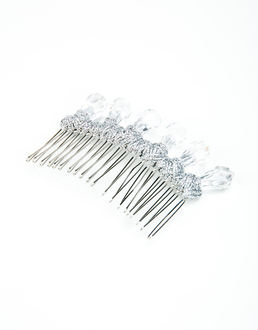 Ice Drop Hair Comb
