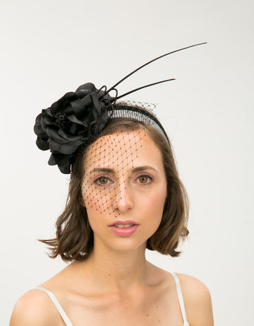 Jetflower Fascinator