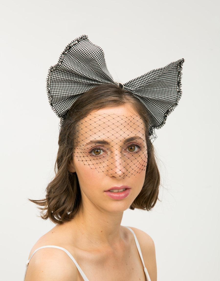 Trussed Bow Fascinator