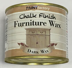 3 x 200ml Shabby Chic Effect Chalk finish Furniture DARK WAX