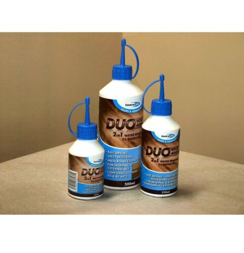 Bond It - Duo 2 in 1 Wood Glue 1L