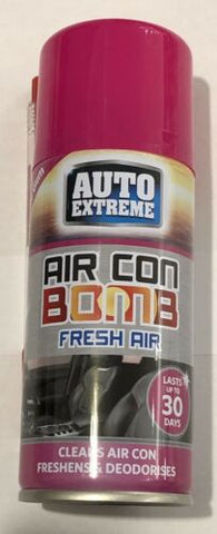 Air Con Bomb Fresh Air Spray 200ml BUBBLE GUM