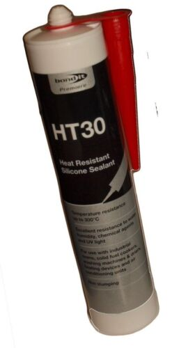 Bond It - HT30 High Temperature Silicone RED