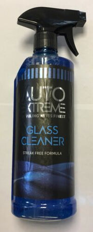 WINDOW GLASS CLEANER Streak Free Spray AUTO EXTREME 720ML
