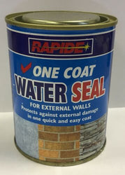 One Coat Damp Water Seal Paint 500ml Seals and Blocks Damp and Water Stains