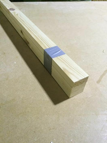 2X1 Pine Timber PSE 3 X 2.4M Length DIY Quick Fix Fast Delivery!! (45x20mm)