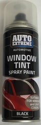 AUTO SPRAY TINT CAR BLACK TINT SPRAY PAINT 200ML