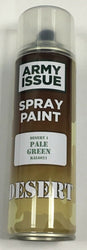 Army Camouflage Combat Fishing Auto Spray Paint Colours 250ml PALE GREEN