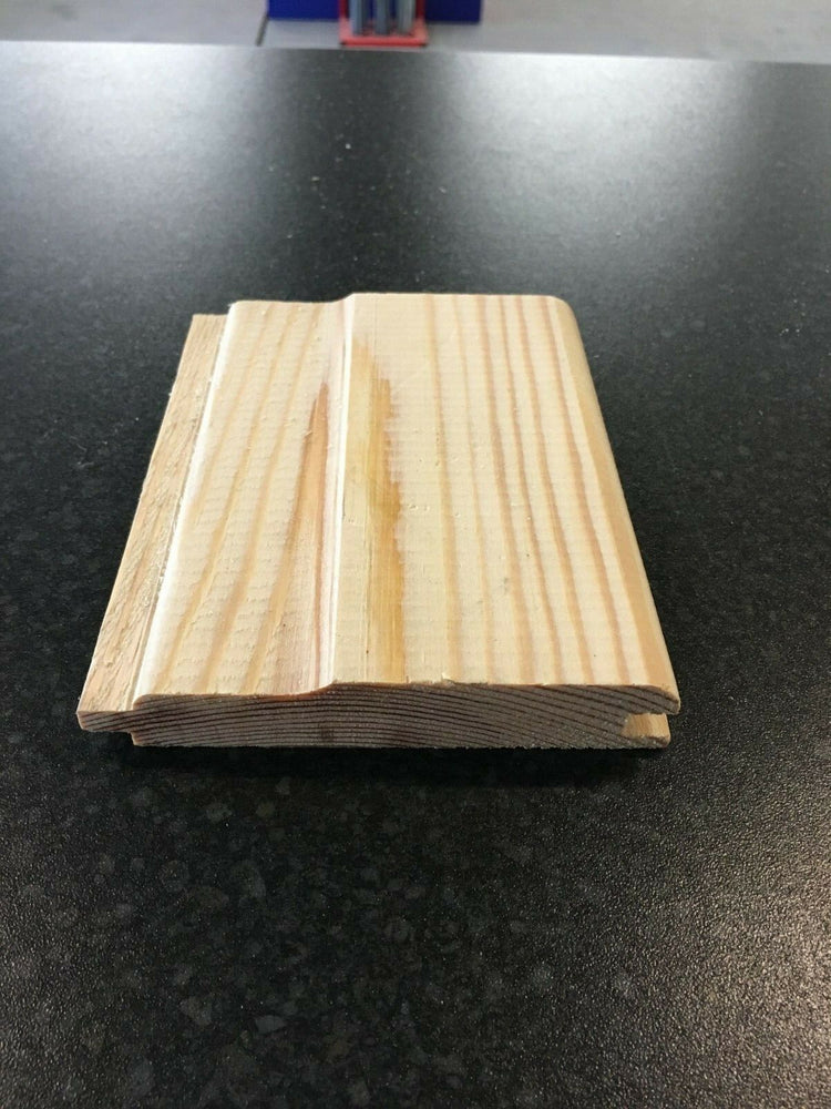 SHIPLAP CLADDING PINE T&G REDWOOD (110x20) £1.30 P/M INC VAT!
