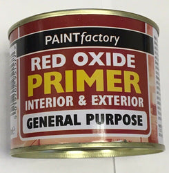 4 X RED OXIDE PRIMER Paint High Performance Tough Durable Metal Work 170ml