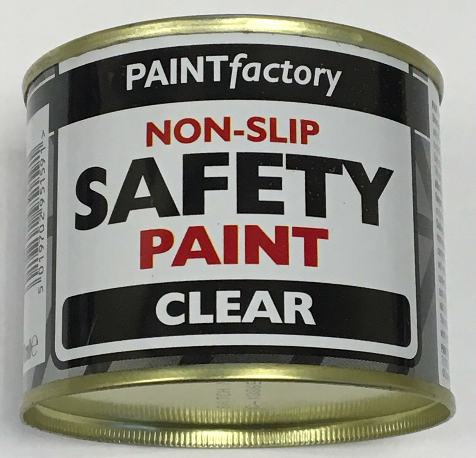 1 X Clear Non Slip Safety Paint High Performance Tough Durable 170ml