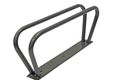 Cycle Bike Storage Stand Bracket Upright Wall Mounted Rack Silverline 250707 New