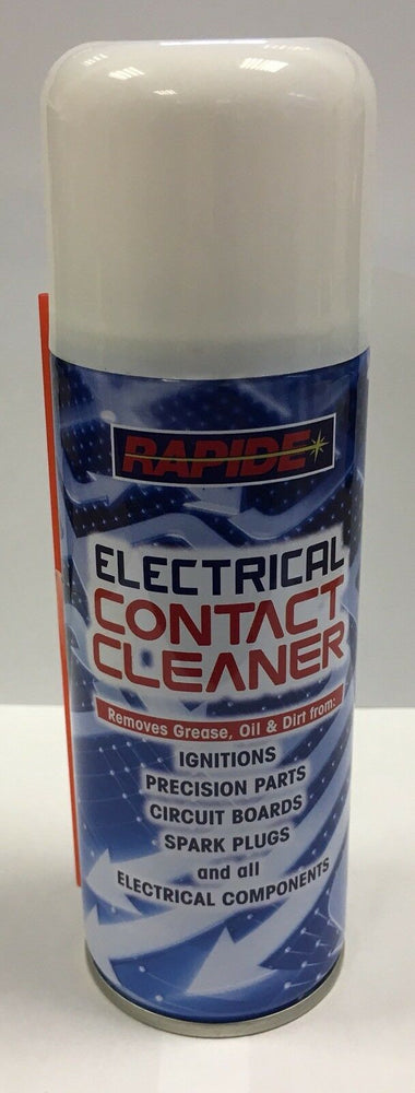Electrical Contact Cleaner Switch Clean Spray Circuit Board Terminal Car Auto
