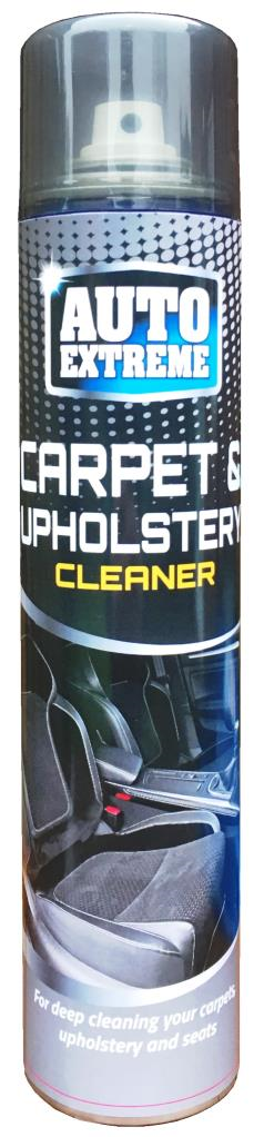 Carpet And Upholstery Cleaner Spray Auto 370ml Auto Extreme AX