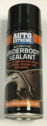 3x 400ml Auto Extreme Vehicle Under Body Seal Protection Spray Underseal
