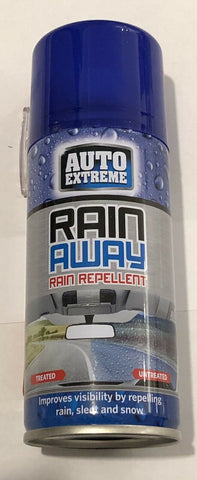 Rain Away Rain Repellent Spray Car Aerosol 200ml