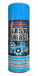 6 x Easy Grease Spray Lubricant Synthetic Oil Waterproof Rust Protection 400ml