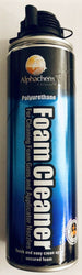 1 x GUN GRADE PU FOAM CLEANER 500ML AEROSOL CAN EXPANDING